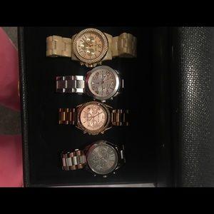 Rare Micheal Kors unisex watch